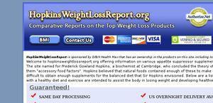 Hopkinsweightlossreport.org