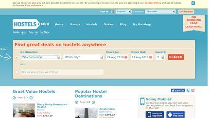Hostels.com