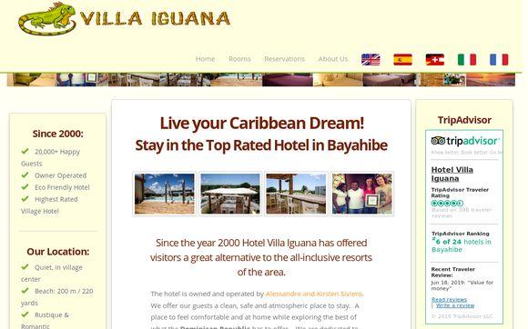 Hotel Villa Iguana Bayahibe