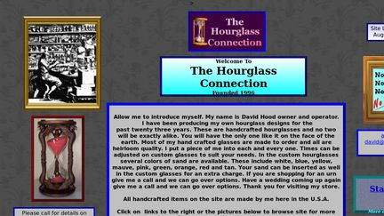 The Hourglass Connection