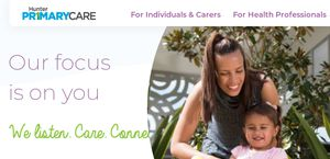 Hunterprimarycare.com.au