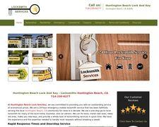 Huntingtonbeachlockandkey.com