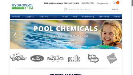 Hydropool.com