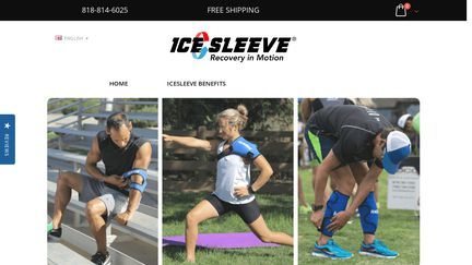 Ice Sleeve