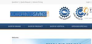 ID Card Printer Savings