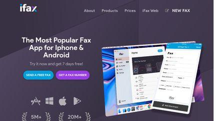 Ifaxapp.com