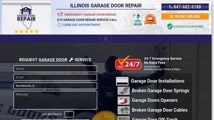 Illinois Garage Door Repair