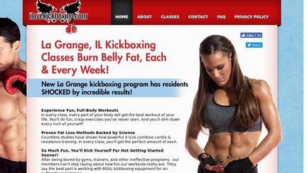 La Grange IL Kickboxing Classes