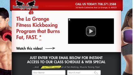 LaGrange IL Kickboxing Classes