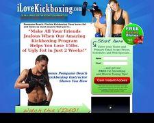 Pompano Beach FL Kickboxing Classes