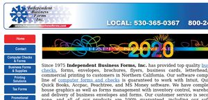 Independent Business Forms