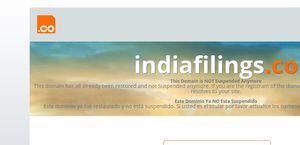 Indiafilings.co