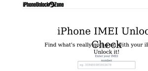 IPhoneUnlock.Zone