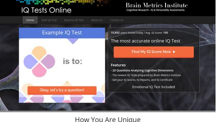IQ-Tests-Online