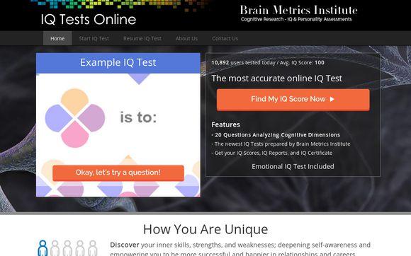 IQ-Tests-Online