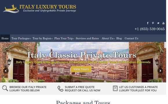 Italy Luxury Tours