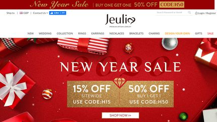 Jeulia.co.uk