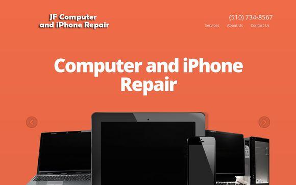 JF Computer and iPhone Repair