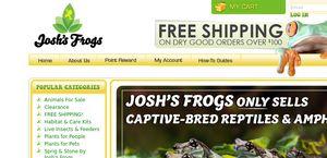 Josh's frogs