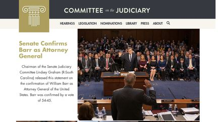 Committee on the Judiciary