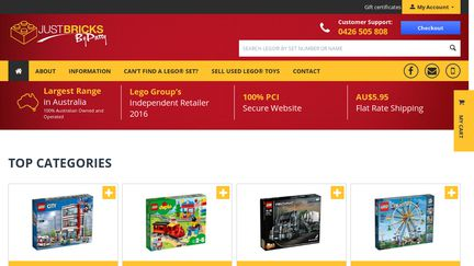 JustBricks.com.au