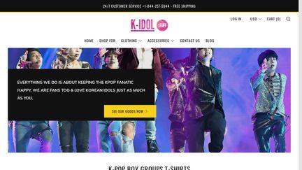 K-Idol Stuff