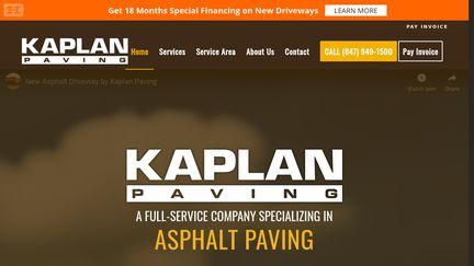 Kaplan Paving & Trucking