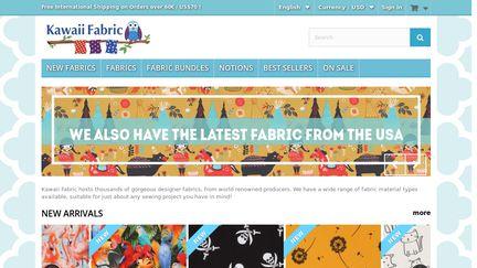 Kawaii Fabric