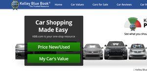 Kbb Com Cars Value >> Kelley Blue Book Reviews 2 Reviews Of Kbb Com Sitejabber