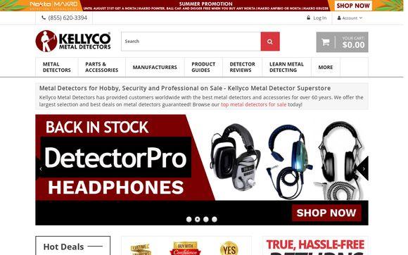 Kellyco Detector