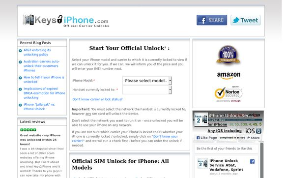 Keys2iPhone