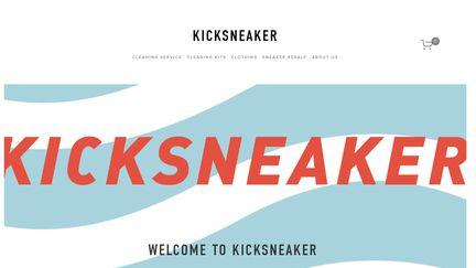 Kicksneaker