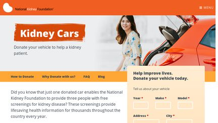 KidneyCars