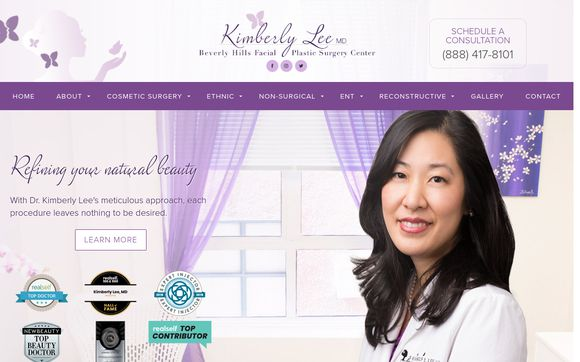 Dr. Kimberly J. Lee - Beverly Hills Facial Plastic Surgery Center