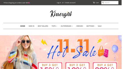 Kissesgirl.com