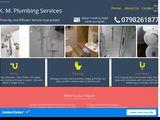 Kmplumbingservices.co.uk