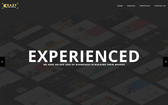 Krazy Web Design