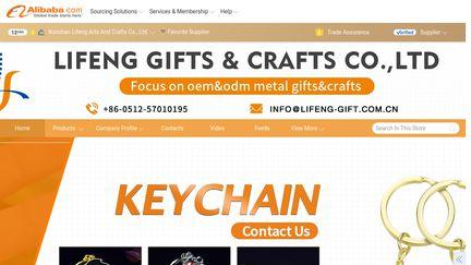 Kunshan Lifeng Arts And Crafts