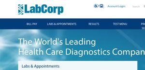 Labcorp pay schedule