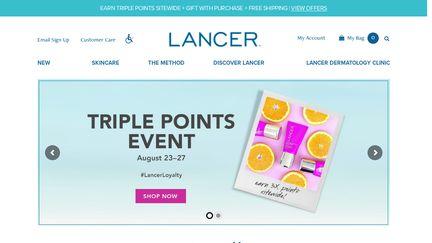 Lancer Skin Care