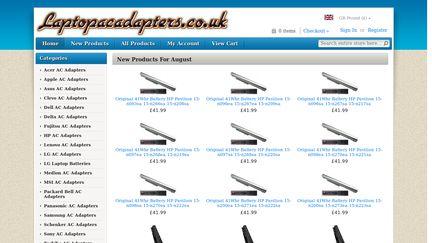 LaptopACAdapters.co.uk