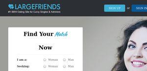 Largefriends dating