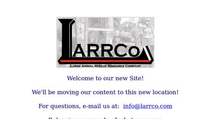 Larrco.com