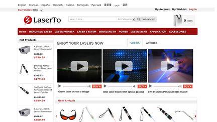 LaserTo
