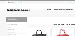 Lasignorina.co.uk