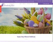 Lavender & Lilacs Florist
