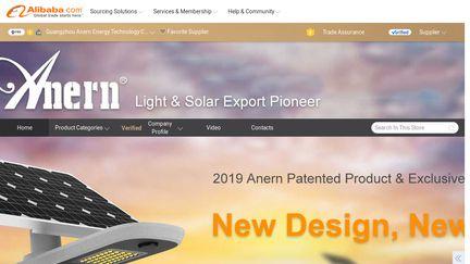 Guangzhou Anern Energy LED Technology