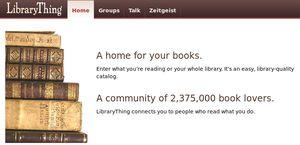 LibraryThing