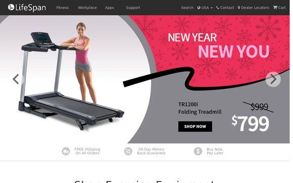LifeSpan Fitness