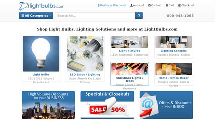 LightBulbs.com